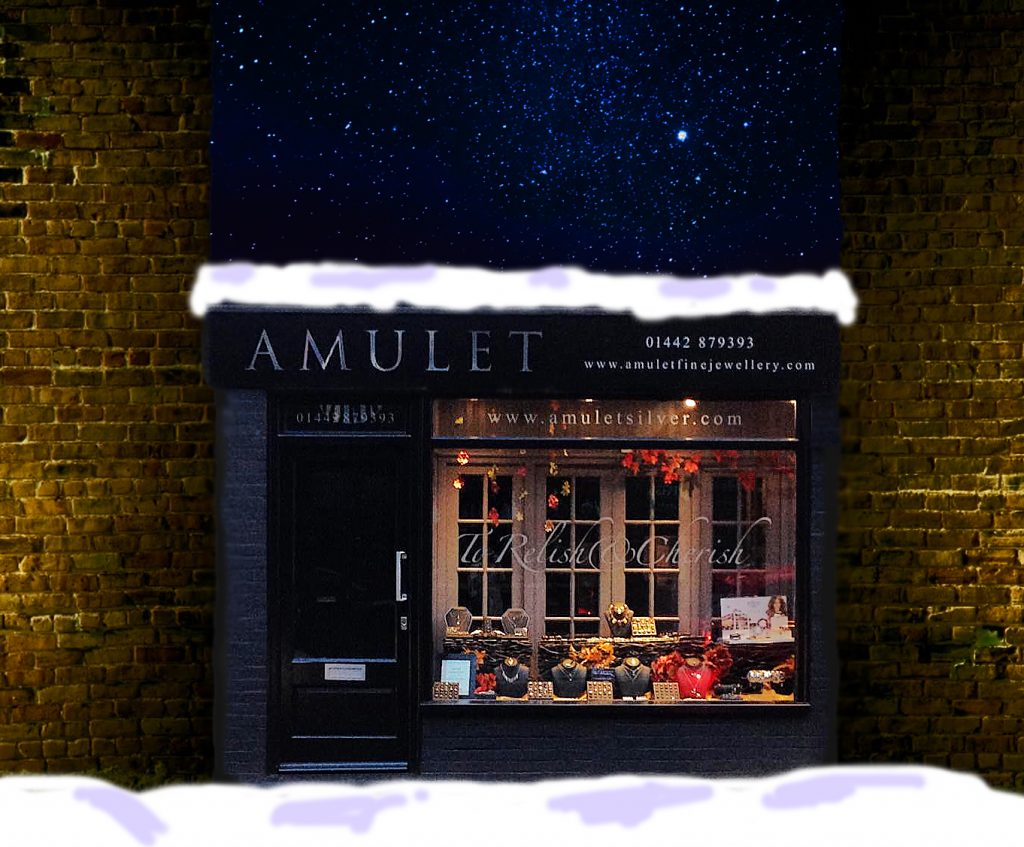 Amulet Jewellery Berkhamsted
